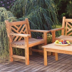 garden chairs - Garden Furniture Stain