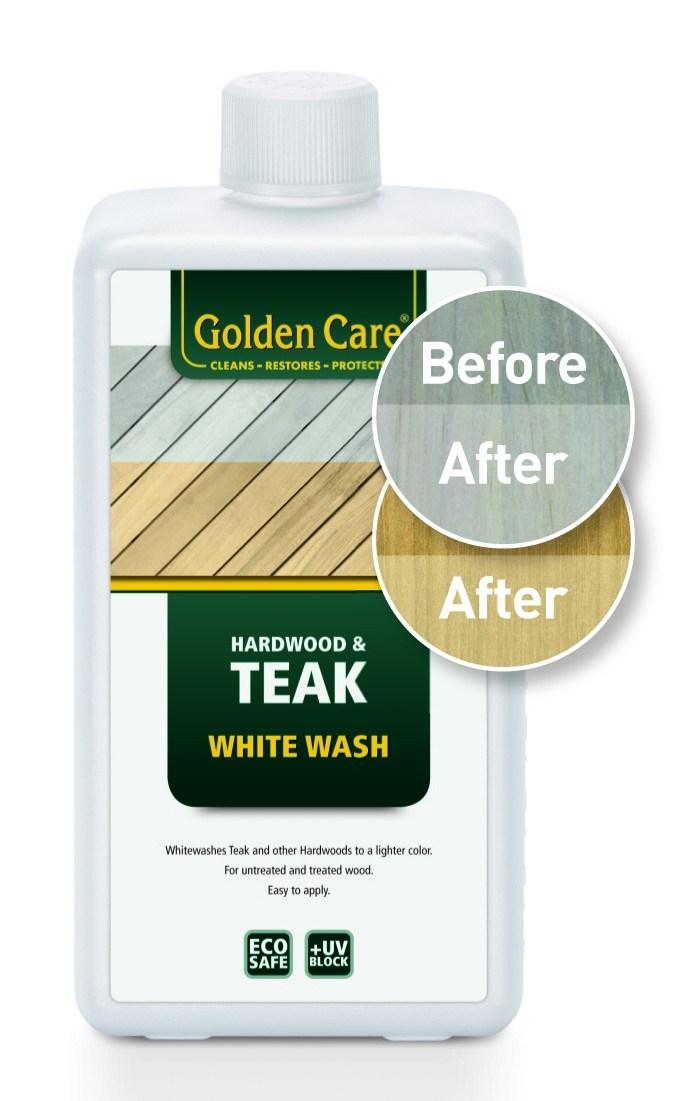 Golden Care Teak Whitener 1 Liter