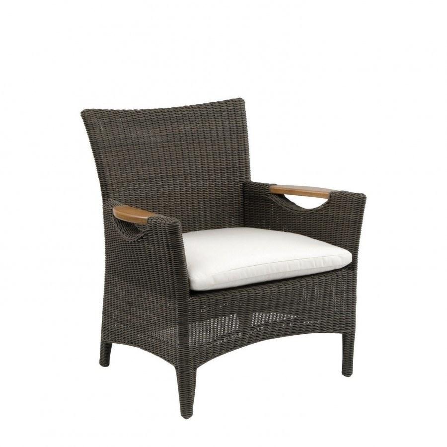 Kingsley Bate Culebra Wicker Club Chair Cover