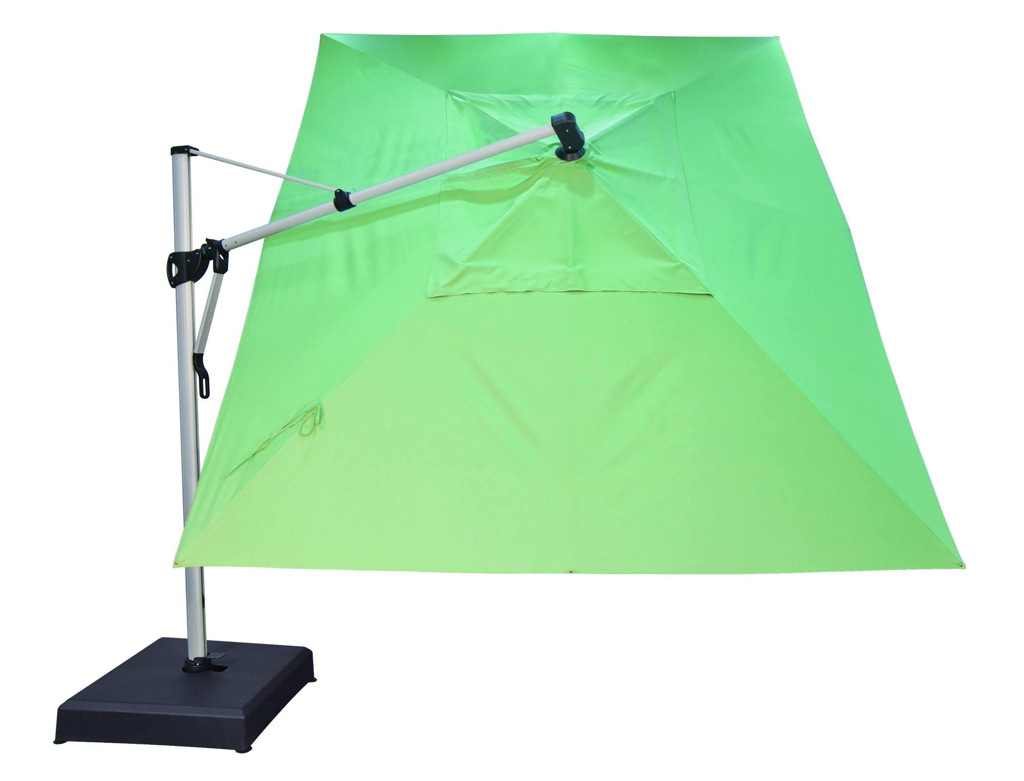 Treasure Garden 10 39 X13 39 Cantilever Rectangular Umbrella