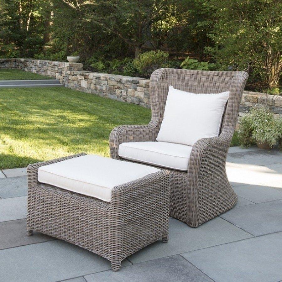 Sag Harbor Deep Seating High Back Lounge Chair