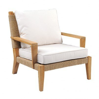 Kingsley Bate Hadley Deep Seating Lounge Chair or Settee Cushion  by Kingsley Bate