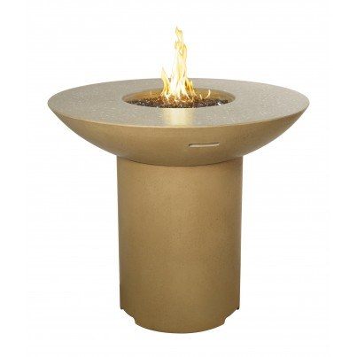 Lotus Bar Height Fire Pit Table  by CGProducts