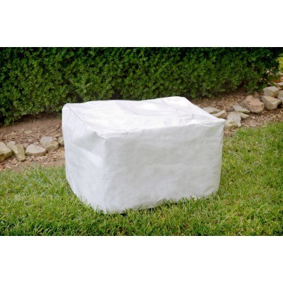 Protective DuPont™ Tyvek® Companion Table Cover - White  by Koveroos