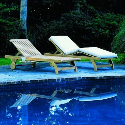 Kingsley Bate Classic 8 Piece Chaise Lounge Seating Ensemble  by Kingsley Bate