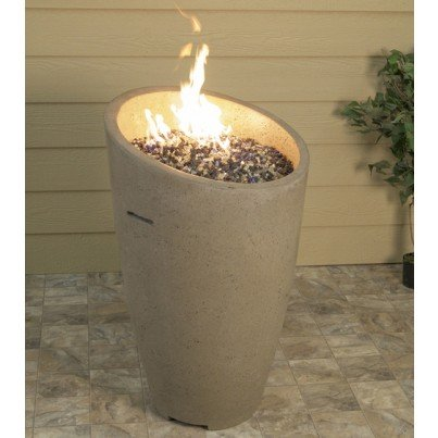 Eclipse Fire Urn  by CGProducts