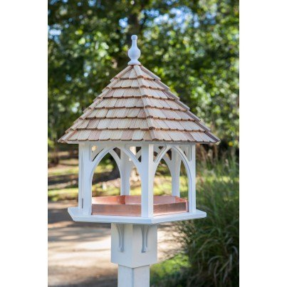 Heartwood The Grande Gazebo Birdhouse  by Heartwood