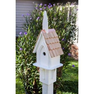Heartwood Parish Peep Birdhouse  by Heartwood