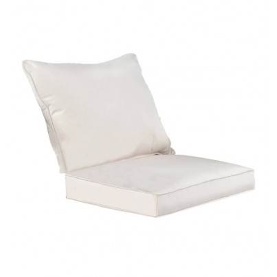 Kingsley Bate Cape Cod Deep Seating Lounge Chair and Swivel Rocker Cushion  by Kingsley Bate