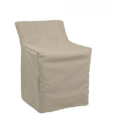 Kingsley Bate Sag Harbor Armless Bar Chair Cover  by Kingsley Bate