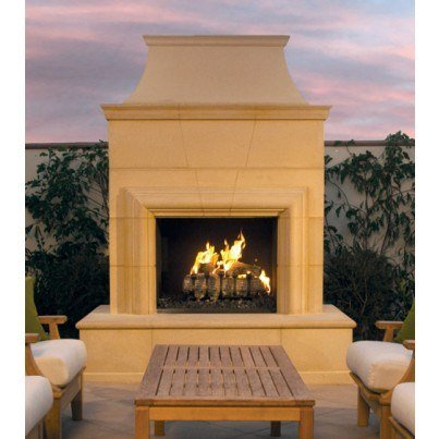Cordova Fireplace  by CGProducts