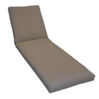 Kingsley Bate Amalfi Chaise & Poolside Chaise Lounge Cushion  by Kingsley Bate