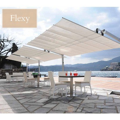 Flexy Free-Standing Awning  by FIM Umbrellas