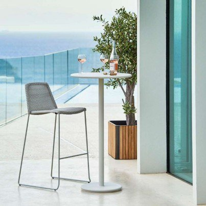 Cane-line Go Cafe Bar Table  by Cane-line