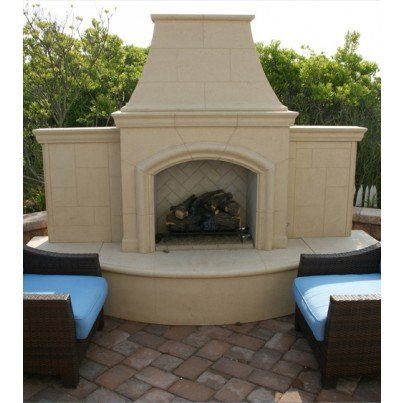 Grand Phoenix Fireplace  by CGProducts