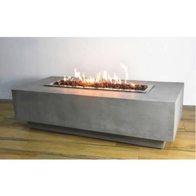 Granville Fire Table  by Frontera Furniture Company