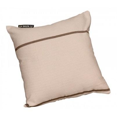 La Siesta Habana Cotton Hammock Pillow - Nougat  by La Siesta