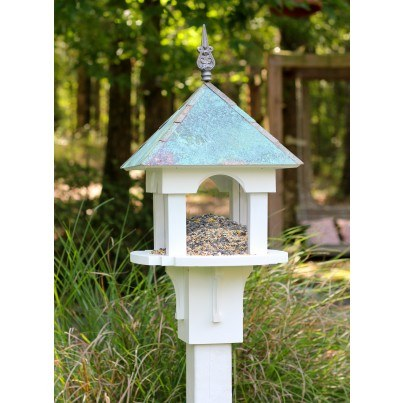 Heartwood Skybox Cafe Birdhouse  by Heartwood