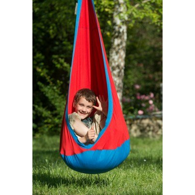 La Siesta Joki Outdoor Kids Hanging Nest - Spider  by La Siesta