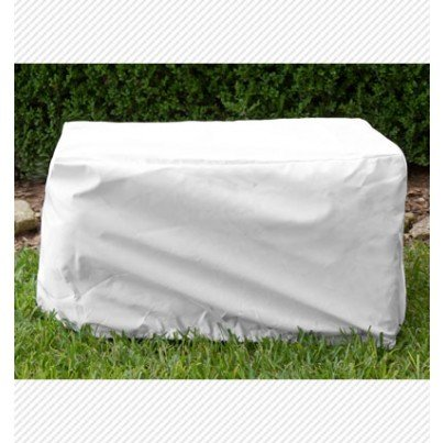 Protective Weathermax™ Companion Table Cover - White  by Koveroos