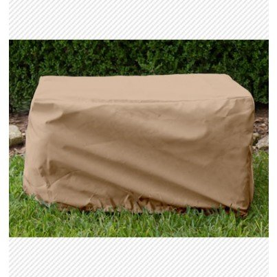 Protective Weathermax™ Companion Table Cover - Toast  by Koveroos