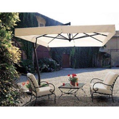 10'x13' Rectangular Canopy Cantilever Umbrella  by FIM Umbrellas