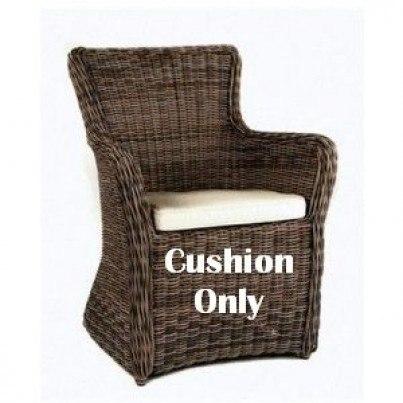 Sag Harbor Dining Armchair Seat Cushion