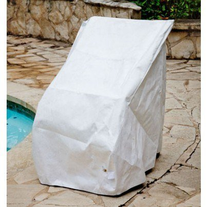 High Back Lounge Chair Cover   by Koveroos