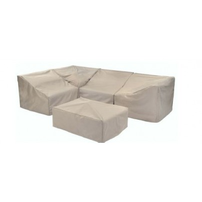 Kingsley Bate Sag Harbor Sectional Left/Right End Chair and Corner Chair Cover - Main Panel no sides  by Kingsley Bate