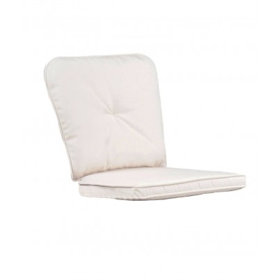 Kingsley Bate Southampton Wicker Rocker Cushion  by Kingsley Bate