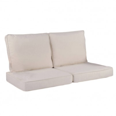 Kingsley Bate Somerset Teak Settee Cushion  by Kingsley Bate