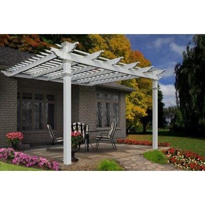 Freemont 12' Pergola  by Frontera Furniture Company