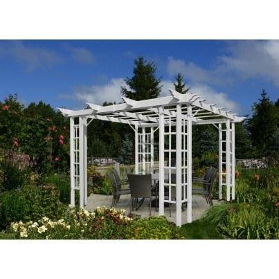 Trellis Pergola  by Frontera Furniture Company