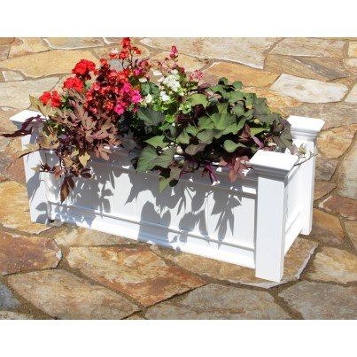 Windsor Long Planter Box  by Frontera Furniture Company
