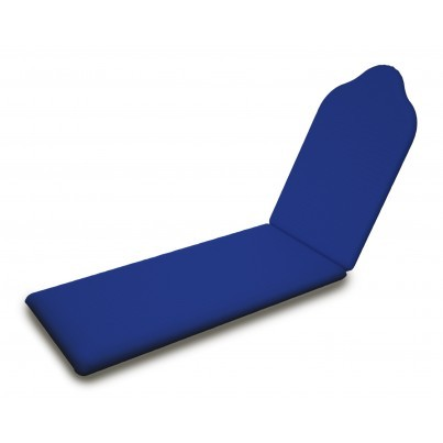 POLYWOOD® Long Island Chaise Full Cushion  by Polywood