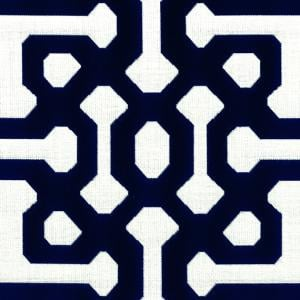 KB Grade C Fretwork Navy 4990 +$36.00