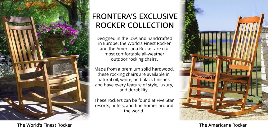 Outdoor Rocking Chairs The Worlds Finest Rocking Chair