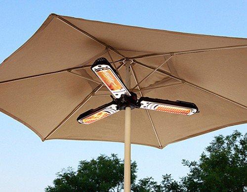 Parasol Heater From AZ Patio Heaters