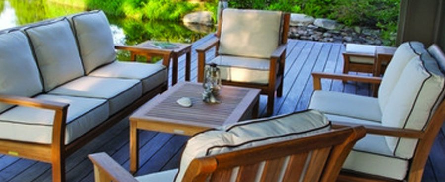 Teak: Tropical Beauty for Your Outdoor Space - Luxury Outdoor furniture
